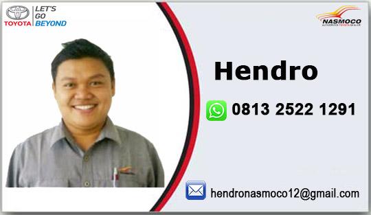 Rekomendasi Sales Toyota Semarang