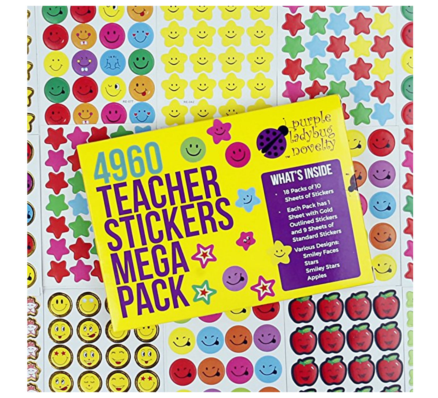 teacher stickers for students