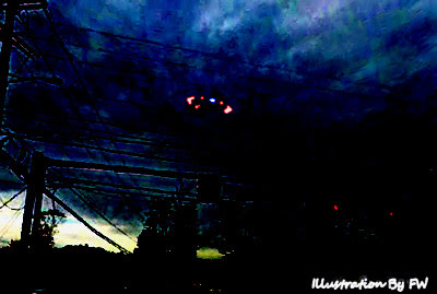 Police Investigate UFO Sighting at Santuari de Misericordia | SPAIN