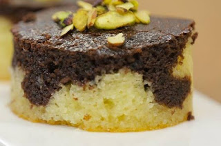 Arda'nın Mutfağı Çift Renk Revani