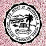 Goa Board HSSC Time Table 2016