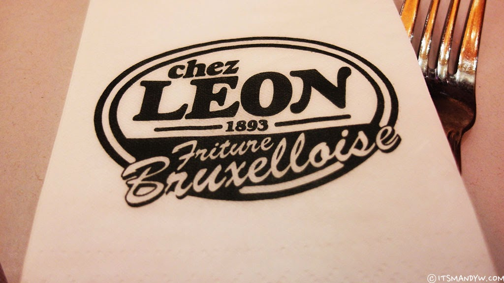 🇧🇪 比利時 | Chez Leon 其實真的很平凡