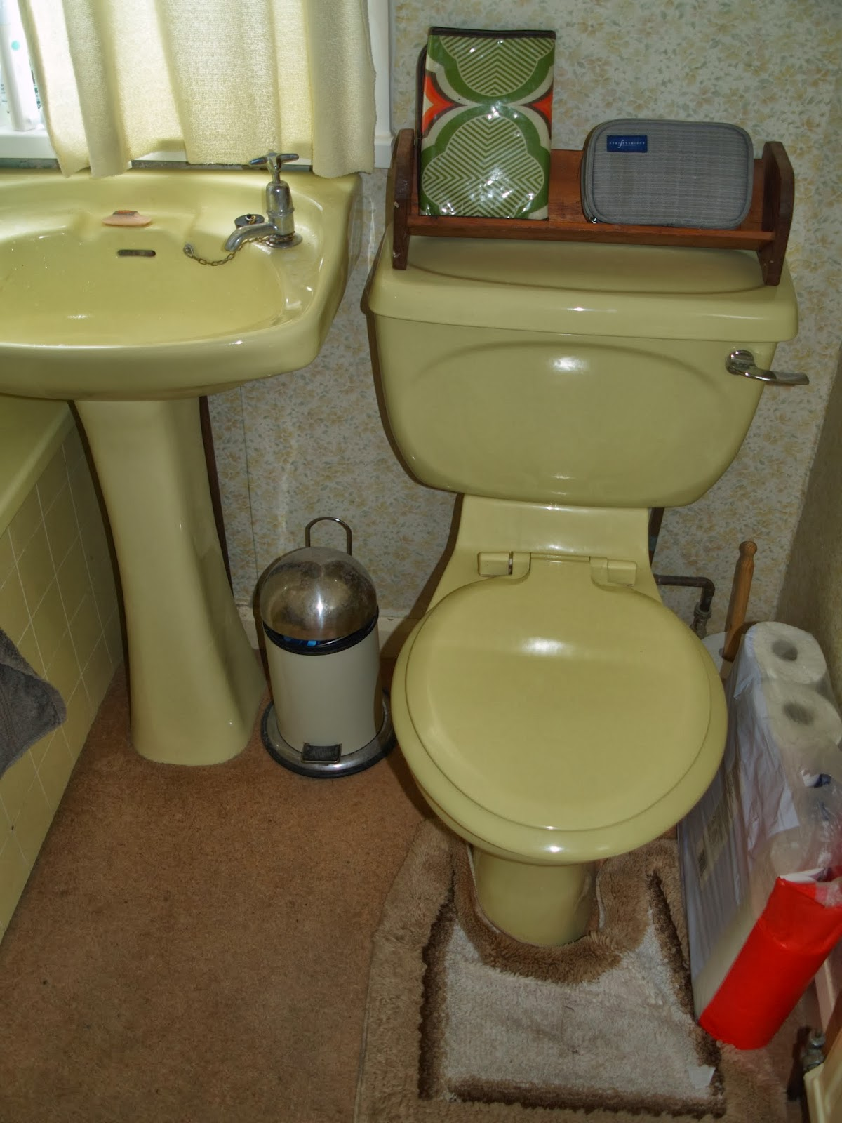 The Horfield House Old Bathroom