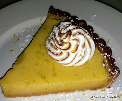 June's All Day Meyer Lemon Tart