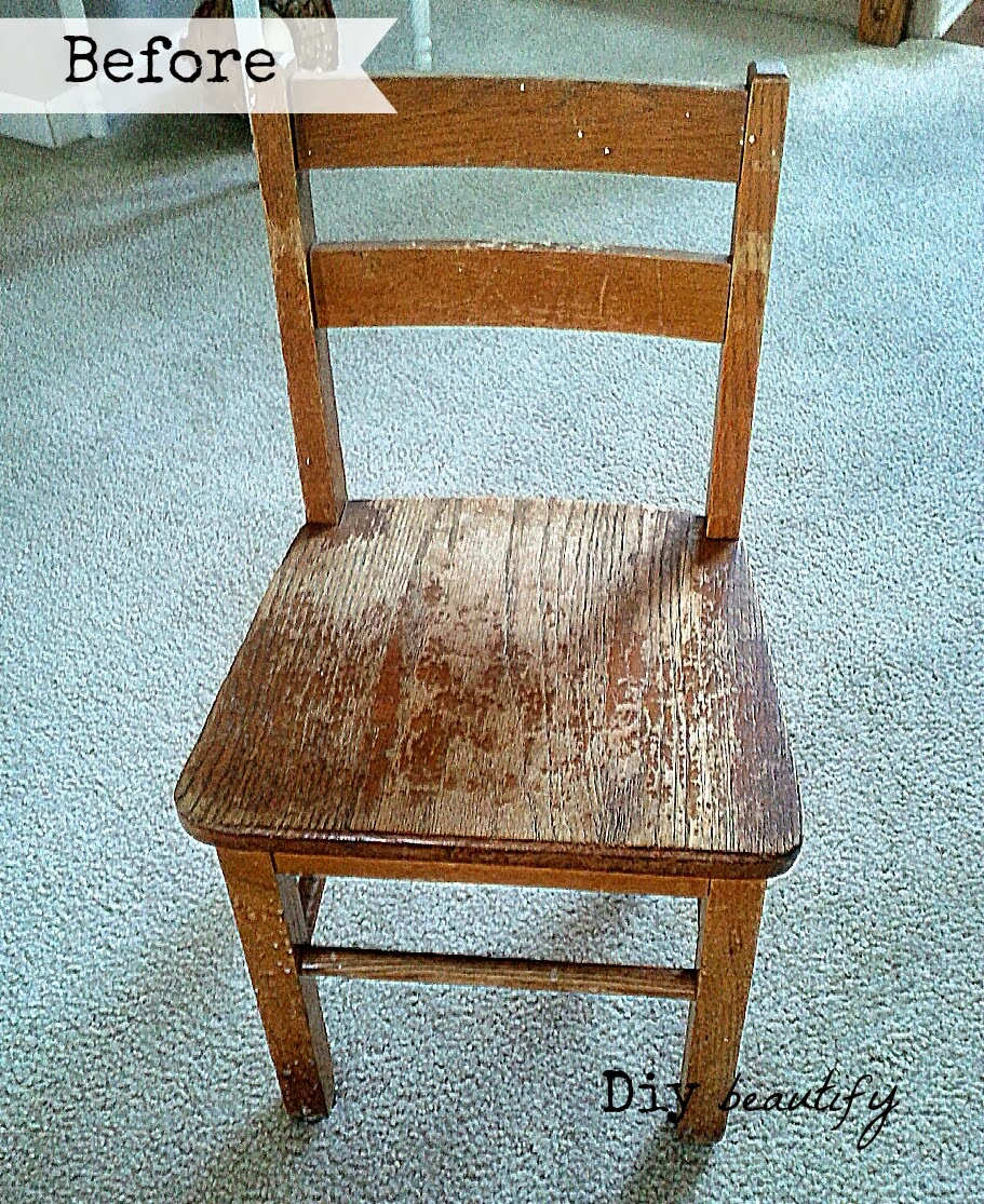 How Chalk Paint Saved These Chairs From The Trash