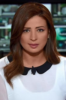 ريم بوقمرة (Rim Bougamra)، مذيعة تونسية، تعمل في قناة الحدث