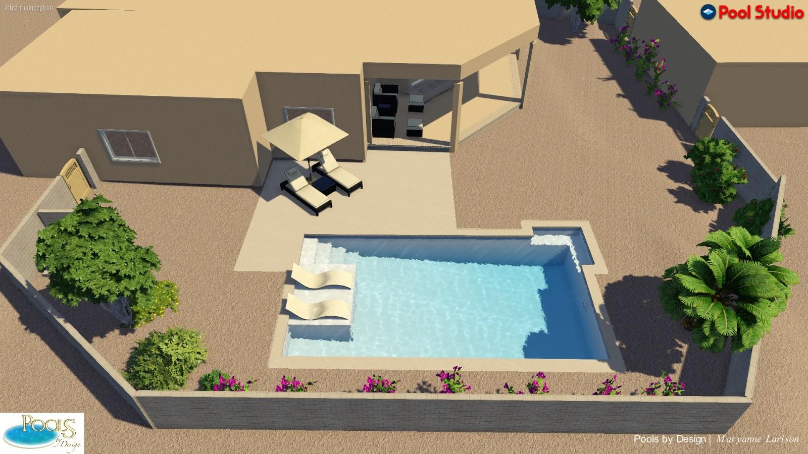 Zelf zwembad bouwen in tuin: deze vader had het geld niet om een