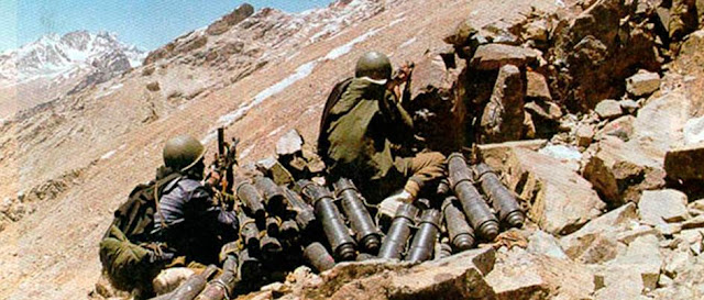 Indian Army successfully recaptured Tololing in Dras, Kargil Vijay Diwas, Kargil Vijay Divas Picture