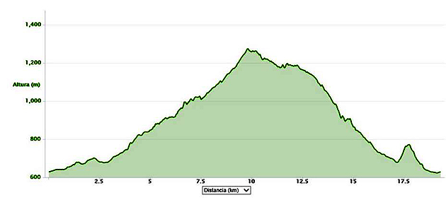 Carrera Montaña La Adrada