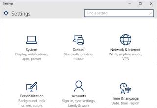 3 cách để mở cài đặt PC trên Windows 10