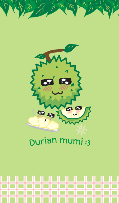Durian mumi