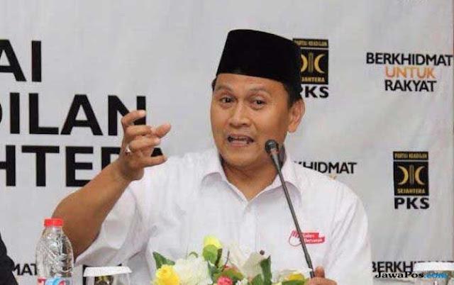 Mardani: Relawan #2019GantiPresiden Belum Dukung Prabowo-Sandi