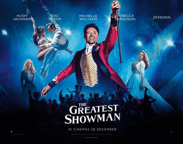 Best ke Filem The Greatest Showman?