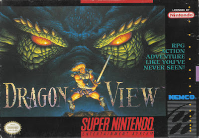 "(Review OldSchool Digger) ""Dragon View"", RPG de SNES Dragonview3"