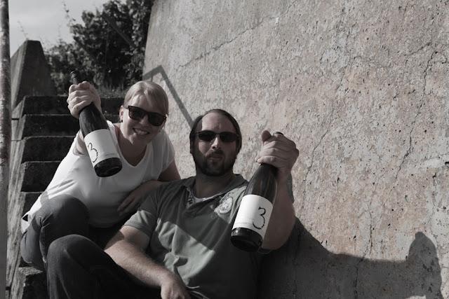 Weingut 3Zeilen beim Weinwinter Langeoog