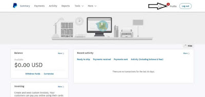 Steps On How To Create A PayPal Account That Can Send And Receive In Nigeria