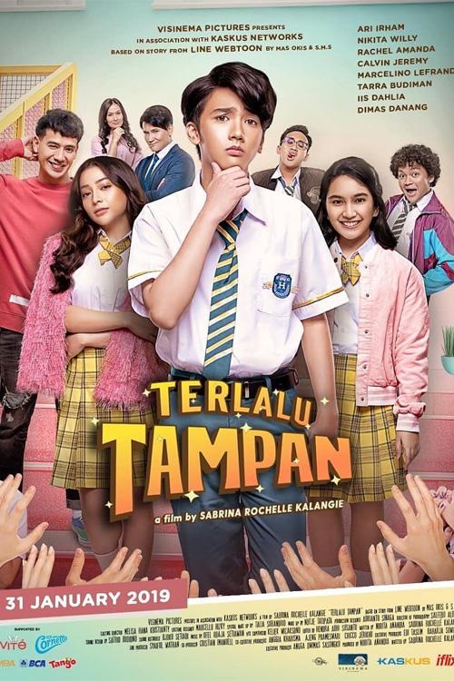 Terlalu Tampan (2019) DVDrip - Dunia21