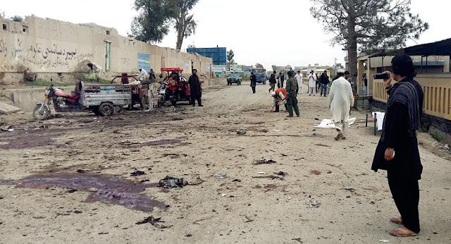 O ataque aconteceu em Camp Chapman, base da CIA na Província afegã de Khost, perto da fronteira com o Paquistão
