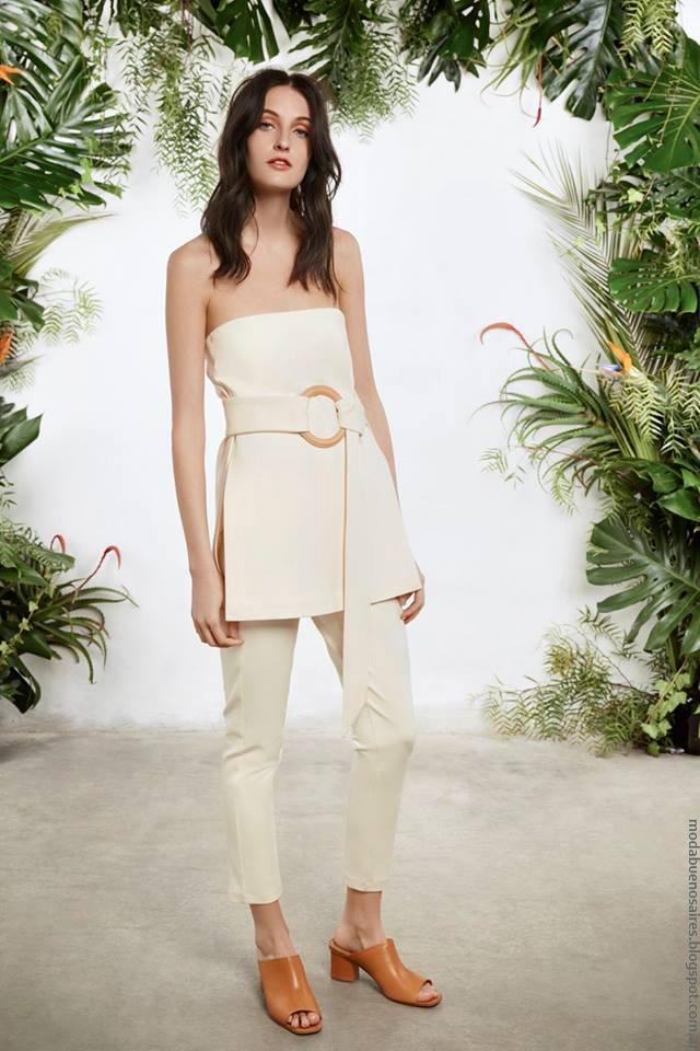 María Cher primavera verano 2017 moda mujer.