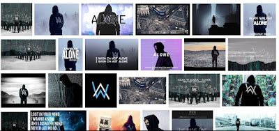 DJ ALONE Alan Walker Mp3 Terbaru 2017