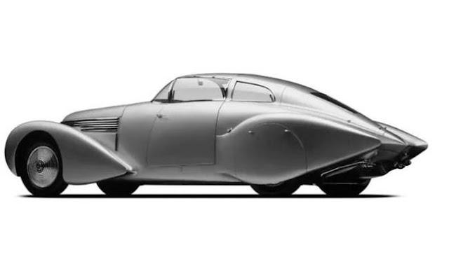 Hispano-Suiza H6C Dubonnet Xenia 1937