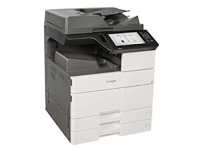 Lexmark MX912de Driver Download