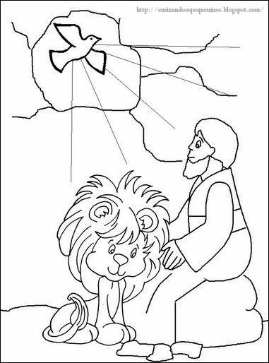 Ministério Infantil: Daniel na cova dos leões