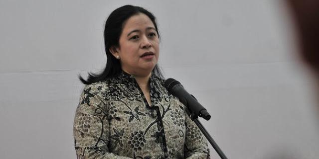 Masuk kandidat Cawapres Jokowi, ini kata Puan Maharani