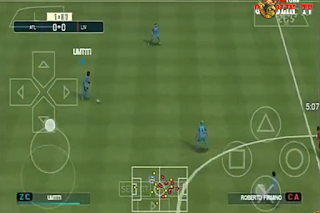 Download PES 2019 Graphics Ultra HD New Best ISO PPSSPP