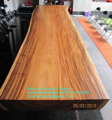 TABLE SUAR WOOD,DINING TABLE SOLID TREMBESI WOOD,SUAR TABLE,TREMBESI TABLE CODE 1 04