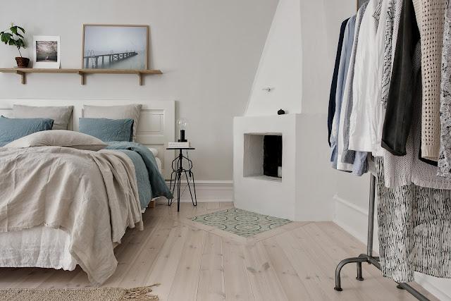 soba in dormitor