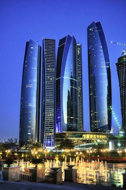 United towers - Abu Dhabi