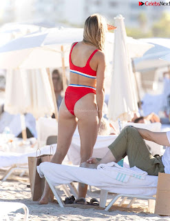 Eugenie Bouchard  in Bikini Beautiful    celebrity.co Exclusive 06