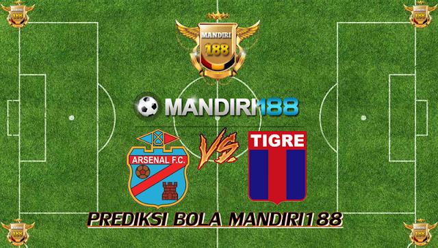 AGEN BOLA - Prediksi Arsenal de Sarandi vs Club Atletico Tigre 7 November 2017