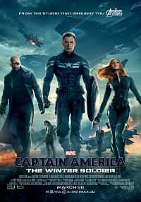 Captain America The Winter Soldier (2014) Hindi - English Download 400mb Dual Audio