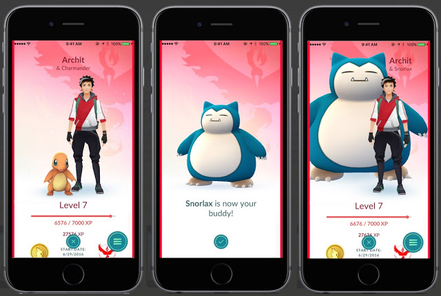 Pokemon GO: Which Pokemon Buddy Will Give You Candy the Fastest, Plus New Info About Ditto & Legendaries