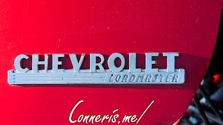 Chevrolet Loadmaster Badge