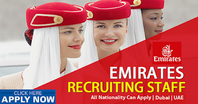 Latest Emirates Jobs In Dubai
