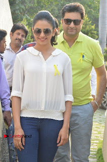 Actress Rakul Preet Singh at Endometriosis Awareness Walk at Apollo Cradle  0051.jpg