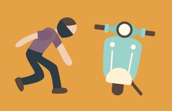 Tips mencegah pencurian sepeda motor, tips menghindari pencurian sepeda motor