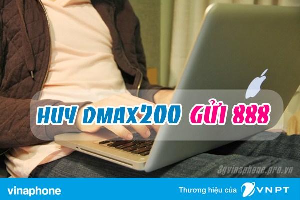 Cách hủy gói Dmax200 Vinaphone chi tiết nhất