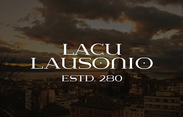 Font Terbaru Untuk Desain Grafis - Lausanne Free Font