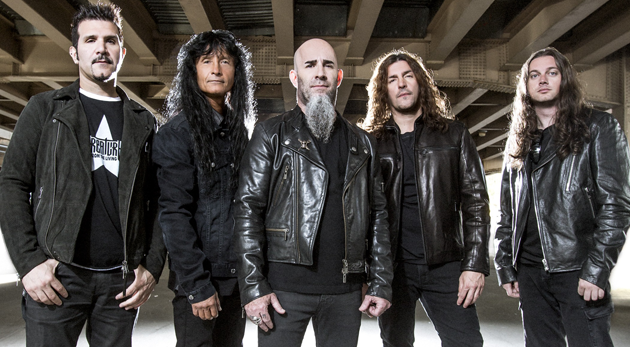 anthrax among the living live