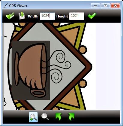 CDR Viewer - Program Pembuka File  CDR (CorelDraw) » ¦¦ Syaif