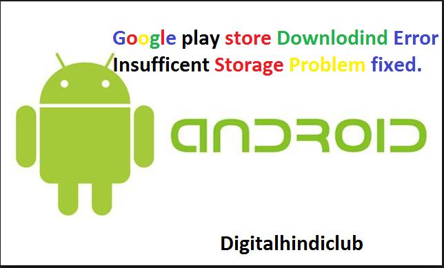 Google Play Game Error Di Bluestack