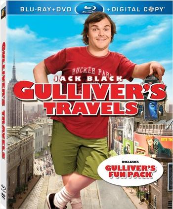 Download Gullivers Travels 2010 Dual Audio Hindi 480p BluRay 300mb