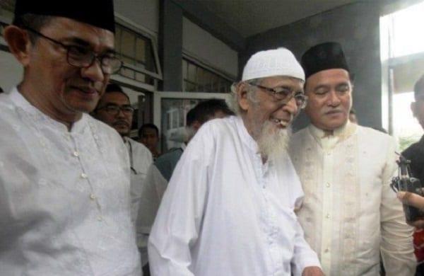Pembebasan Abu Bakar Ba'asyir karena Presiden Jokowi Tak Mau Ulama Lama di Penjara