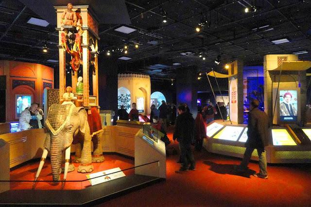 National Geographic Museum em Washington