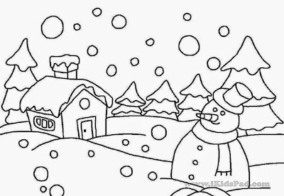 snow globe coloring page printable colorings net