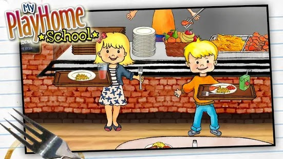 My PlayHome School Apk Free on Android Game Download